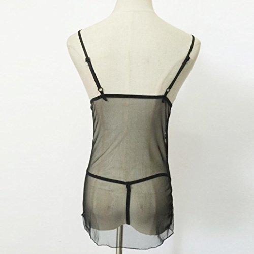 Vêtements Femmes Lace Chemise pour Les Mode de de Lingerie Sexy Culotte Bow Femmes Lingerie Femmes Honestyi Solide Nior pour Sous Floral x4g7Zwq8