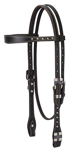 Weaver Leather Roundtable Browband Headstall