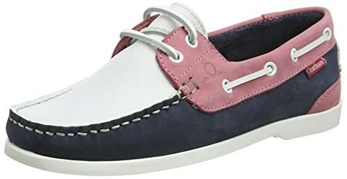 11346d61a3d9 Bleu White Bateau navy Coral Chatham Willow Femme 007 Chaussures 47wBqI