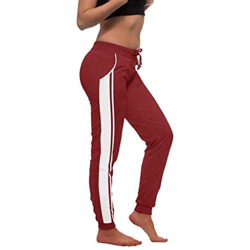 Discount Coco-Limon Women's Regular & Plus-Size Jogger Sweatpants – 1983 Leg Print