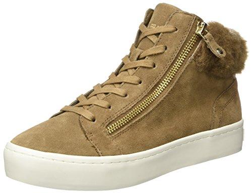 J1285upiter Women''s 1b1 Sneakers Tommy Hilfiger Low Brown top fudge wE7tT