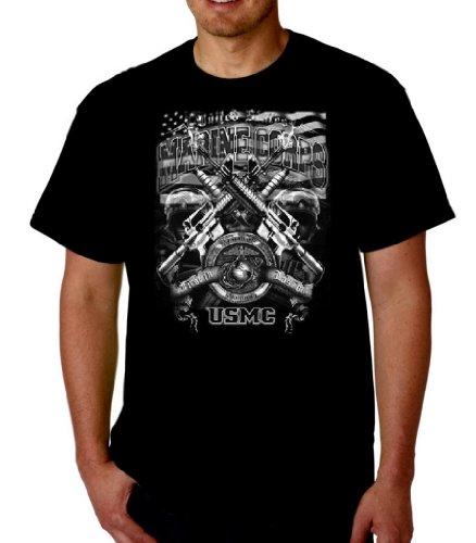 us-marine-corps-t-shirt-usa-flag-marines-usmc-tee-shirt-black-xx-large