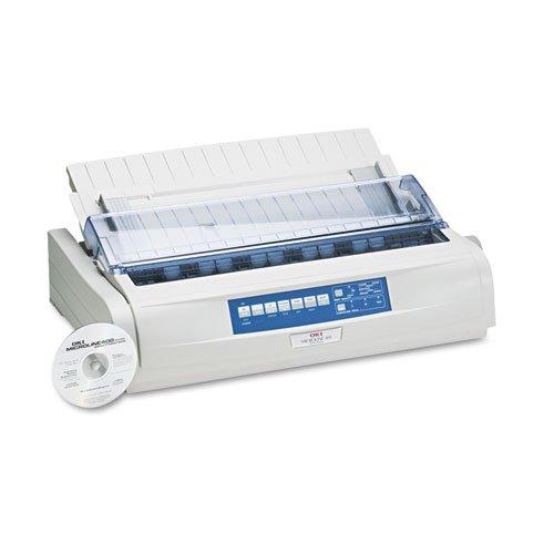 Oki - Microline 491 24-Pin Impact Printer 62419001 (DMi EA by OKI