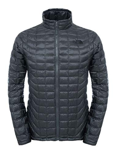 The North Face Men's Thermoball Full Zip Jacket, Asphalt Grey MD