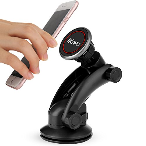 IKOPO IKOPO Universal Magnetic Car Mount,Car Phone Holder Su