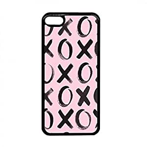 For iPod Touch 6 Funda,Hard Plastic Funda,Luxury Brand XO Phone Funda