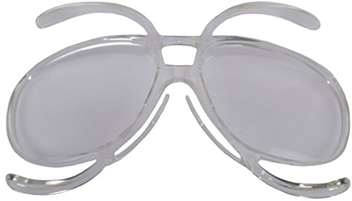 Rapid Eyewear SNOWBOARD & SKI GOGGLES RX OPTICAL INSERT Universal Prescription Adapter for Spectacle Wearers. Will Fit Any Brand of Adult Mens & Womens - Prescription Sunglasses Inserts