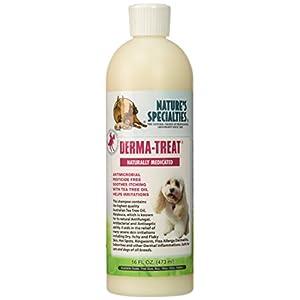 Nature's Specialties Derma Treat Pet Shampoo, 16-Ounce 11