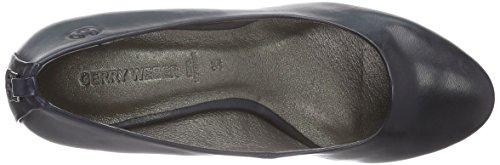 Gerry Weber Shoes Kate 01 - zapatos de tacón cerrados de cuero mujer ocean 505