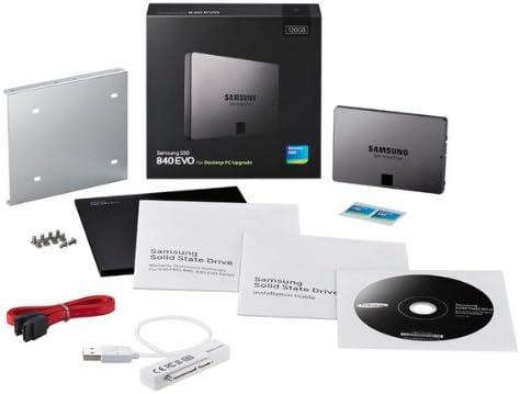 SAMSUNG 840 EVO MZ-7TE120 - 120 Gb: Amazon.es: Electrónica