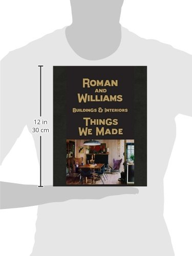 Roman and Williams Buildings and Interiors: Things We Made