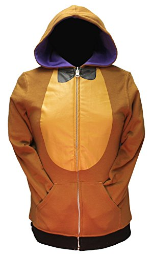 (Five Nights at Freddy's Freddy/Bonnie Juniors Reversible Hoodie (Small))