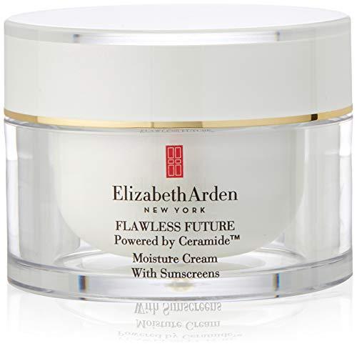 (Elizabeth Arden Flawless Future Ceramide SPF 30 Moisture Cream Sunscreen, 1.7 oz.)