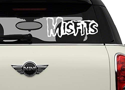 Misfits Bands Automotive Decal//Bumper Sticker