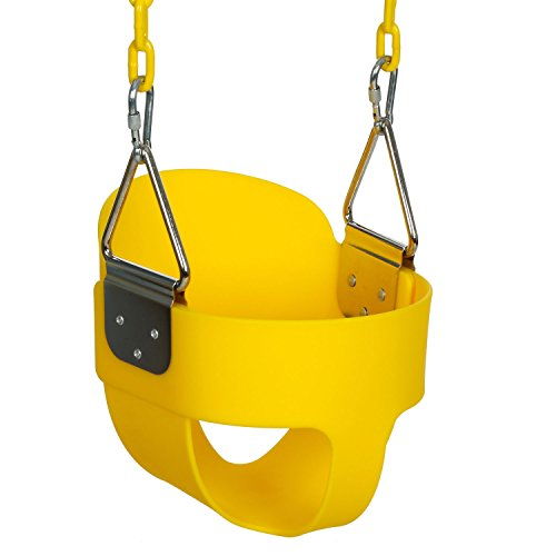 Gracelove High Back Full Bucket Toddler Infant Swing Seat