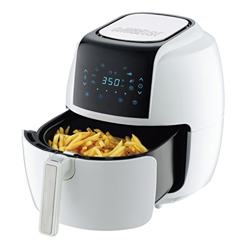 GoWISE USA GW22735 5.8-Quart 8-in-1 Air Fryer XL, QT, White by GoWISE USA (Image #2)