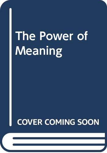 The Power of Meaning (Chinese Edition) (The Power Of Meaning Emily Esfahani Smith)