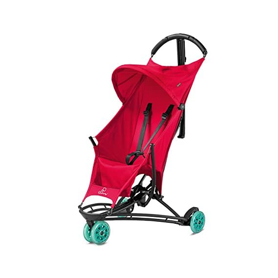Quinny Yezz The Travel Hero Stroller, Red