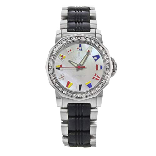 Corum Admiral's Cup Automatic-self-Wind Female Watch 145.440.47 (Certified Pre-Owned)