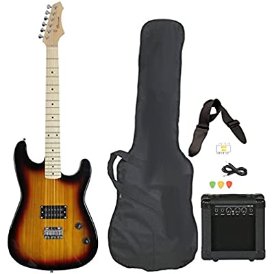 full-size-electric-guitar-with-amp