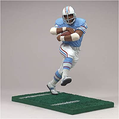McFarlane NFL Legends Series 3 Earl Campbell Houston Oilers Action Figure