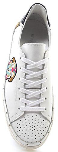 Na01 Michell New Chaussure Femme 00ms Sneakers Skull Nappa White Minkoff Rebecca FR6qwPF