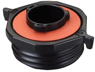 PRICE is per BAG of 2 3M 701 Black//Orange Filter Adapter 051138-29113