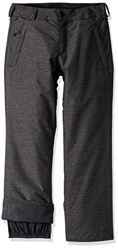 (Volcom Boys' Big' Explorer Insulated Pant, Black, M)
