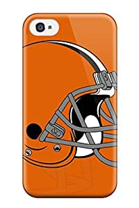 TYH - Best 5312566K805062156 clevelandrowns NFL Sports & Colleges newest ipod Touch 4 cases phone case