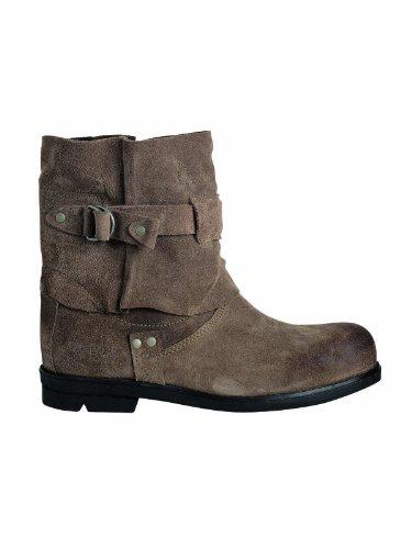 Palladium beige Pldm Boots By Femme Sud Demilune Beige 5SqwT04S