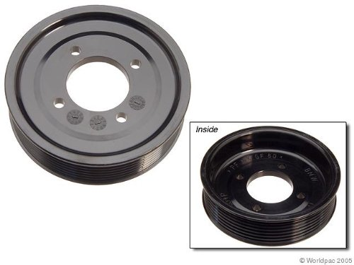 OES Genuine Water Pump Pulley for select BMW - Oes Water Genuine