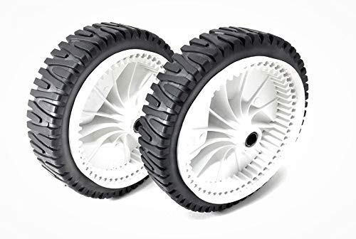 (2) AYP Craftsman Mower Front Drive Wheels for 194231X460 -