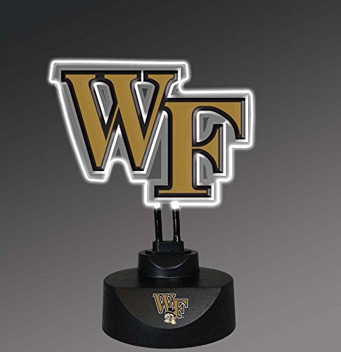 Memory Company NCAA Wake Forest University Col-Wkf-1808Neon Lamp, Multi, One Size from Memory Company