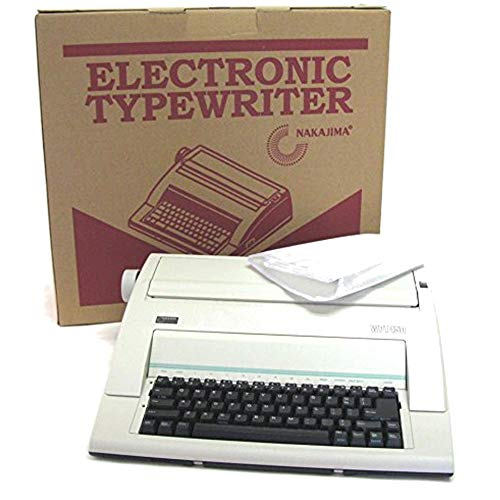 Nakajima WPT-150 Electronic Typewriter (Renewed)