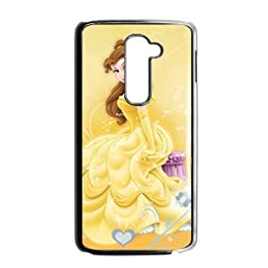 Beauty and the Beast lovely girl Cell Phone Case for LG G2