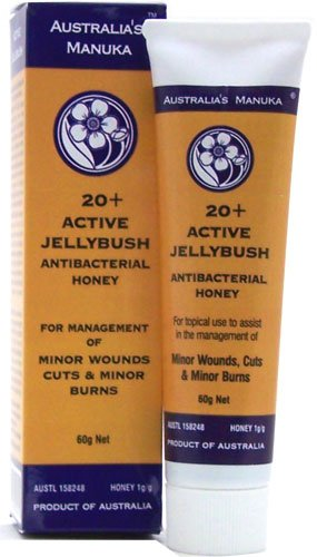 100% Active 20+ Sterile Australian Manuka Honey Wound Management New Creamed Formula