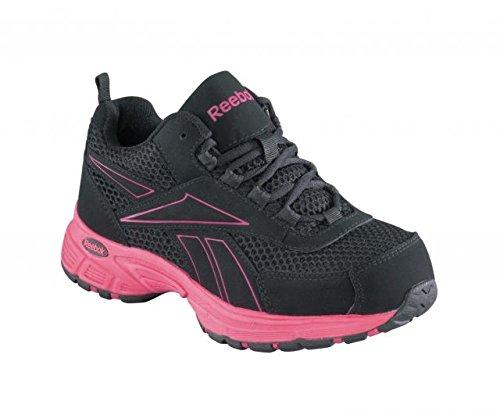 Reebok Women's Kenoy Cross Trainer Shoes Steel Toe Black 8.5 D(M) US (Steel Toe Trainers)