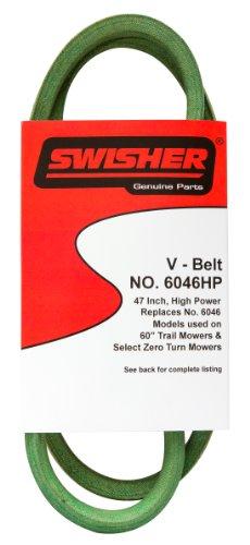 Swisher 6046HP High Power V-Belt for Mower, ()