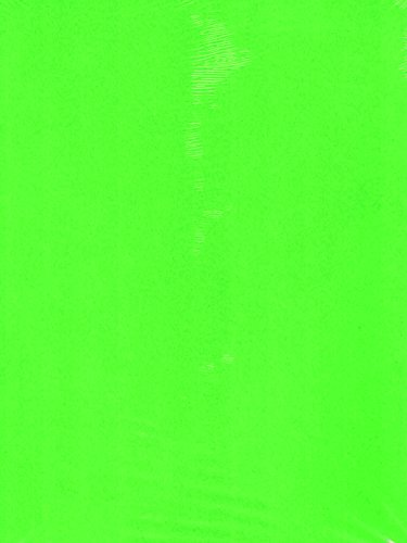 8.5x11 Electric Green Cardstock 74# Cre8-a-Page Papers ()