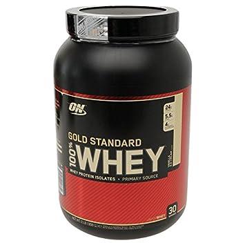 Optimum Nutrition Oro Estándar de suero proteína Shake ...