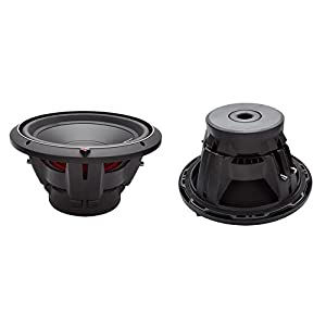 "2) ROCKFORD FOSGATE P2D4-12 12"" 1600 Watt Dual 4-Ohm Car Audio Subwoofers P2D412"