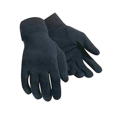 Tour Master Polar Fleece Mens Liner Street Motorcycle Gloves - Black / Large/X-Large