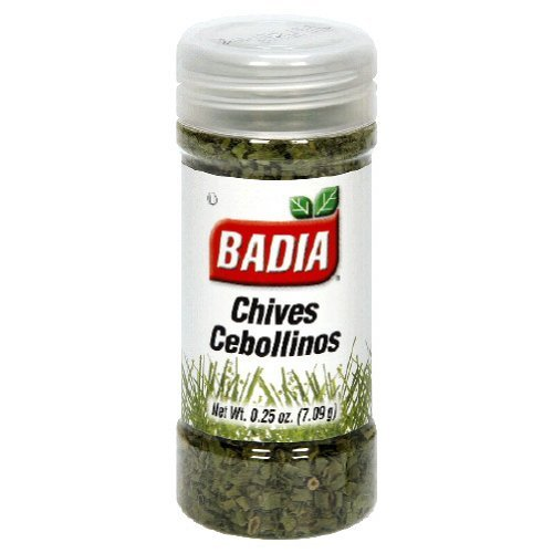 Badia Chives, 0.25-Ounce (Pack of 12) by Badia