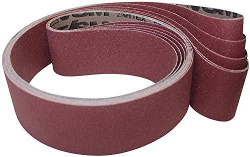 VSM 0007687290040 Schleifband 100 x 560 mm Korund-Körnung 40 für Holz