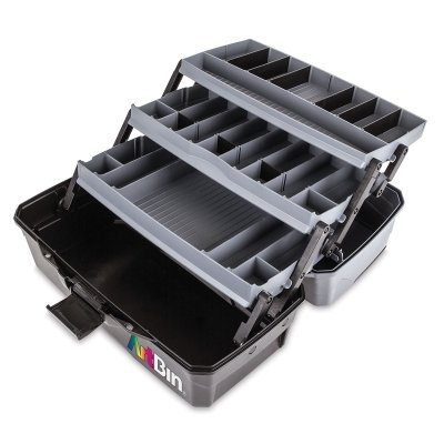 ArtBin Three Tray Art Supply Box, 6893AG by ArtBin