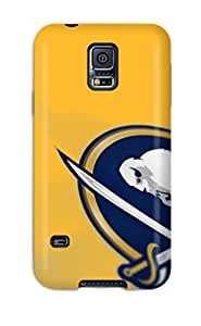 Hot Design Premium JTvycJL10290PQwHP Tpu Case Cover Galaxy S5 Protection Case(buffalo Sabres (73) )