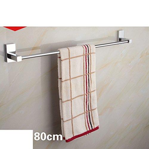 toilet/Bathroom accessories/single-tier Towel rack/Towel shelf /Double Towel Bar-E free shipping