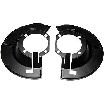 mazda rx8 brake dust shield