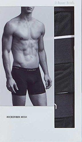 Calvin Klein Men's Pro Microfiber Mesh Boxer