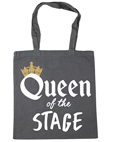 Graphite Grey the Queen Bag Gym x38cm Stage 10 42cm HippoWarehouse of Tote Beach Shopping litres 6UxwqOZq